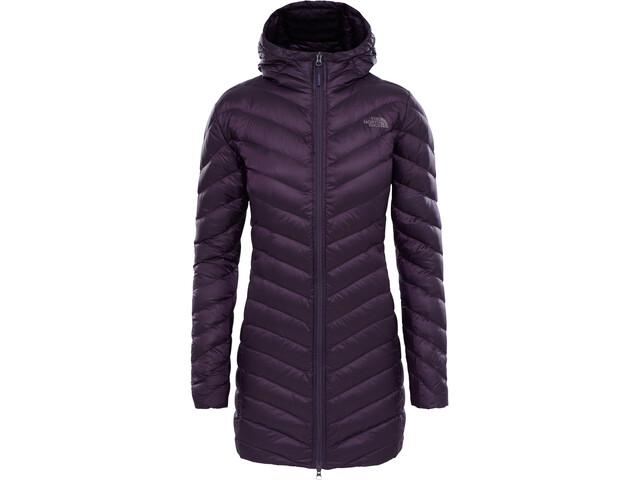 The North Face Trevail - Chaqueta Mujer - violeta